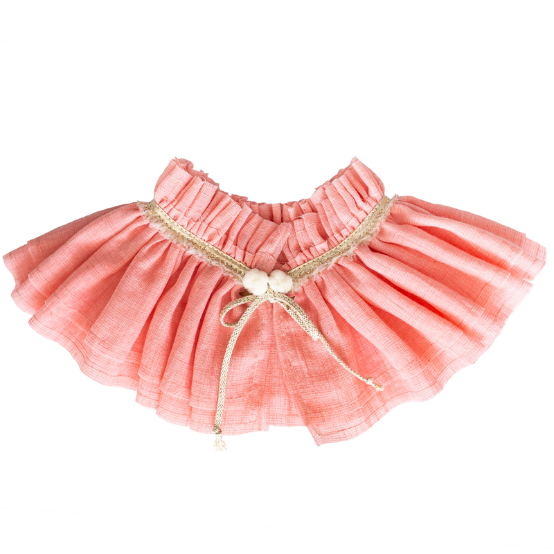 yoya, kids, girls, cosmosophie, accessories, ruff, collar