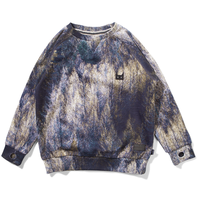 munsterkids in the woods sweatshirt