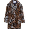 molo haili faux fur coat