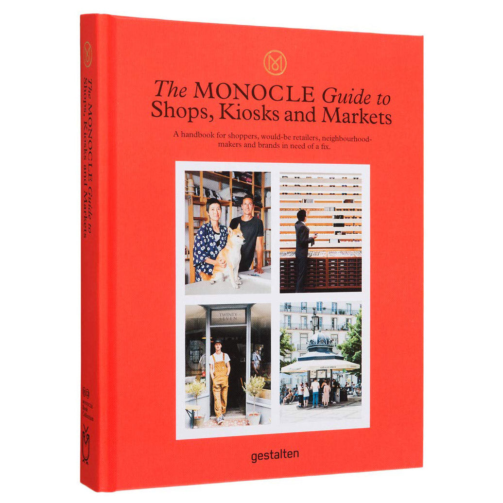 monocle gift shops, kiosks and markets