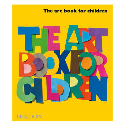 the art book for children: yellow book