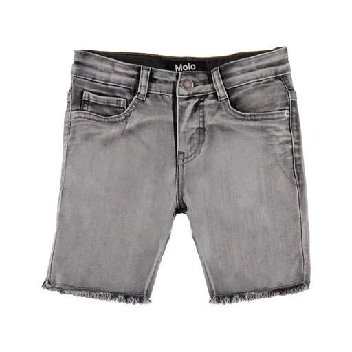 yoya, kids, boys, molo, summer, acid wash, cut off, denim shorts