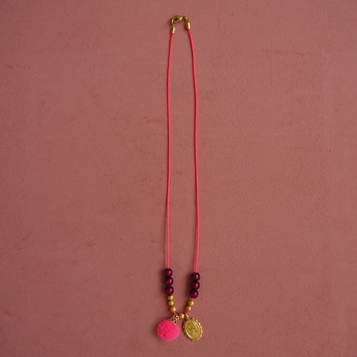 louise misha mikhaila necklace