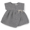 linen clara dress, yoya, yoyanyc, 1+in the family, baby