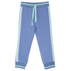 yoya kids emile et ida stripe sweatpants drawstring waist lounge childrens