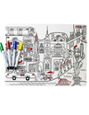 kidz box placemat New york