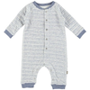 yoya kids and baby kidscase pitt jumpsuit blue striped summer long sleeve lounge