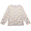 emile et ida fried eggs t-shirt