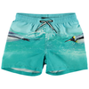 yoya, kids, boys, molo, summer, graphic printed, swim trunks, bathing suit