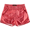 finger in the nose holiday knit shorts