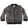caroline bosmans sequined track top