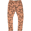bobo choses allover stars fleece trousers