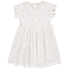 simple kids lace dress
