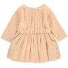 simple kids indra silk dress