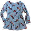 morley colette duck dress