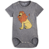 mini rodini lion short sleeve body