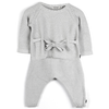 imps and elfs  knit pullover and pant baby set