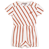 emile et ida striped terry playsuit