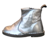 pepe metallic fur-lined boots