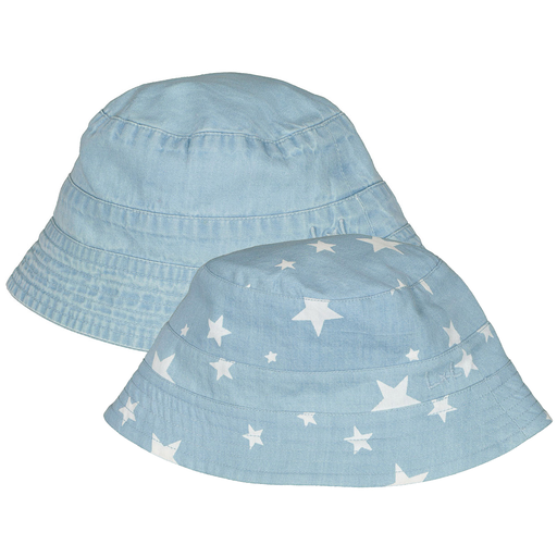 yoya, kids, baby, boys, girls, louis louise, summer, chambray, bucket, sun hat, accessories