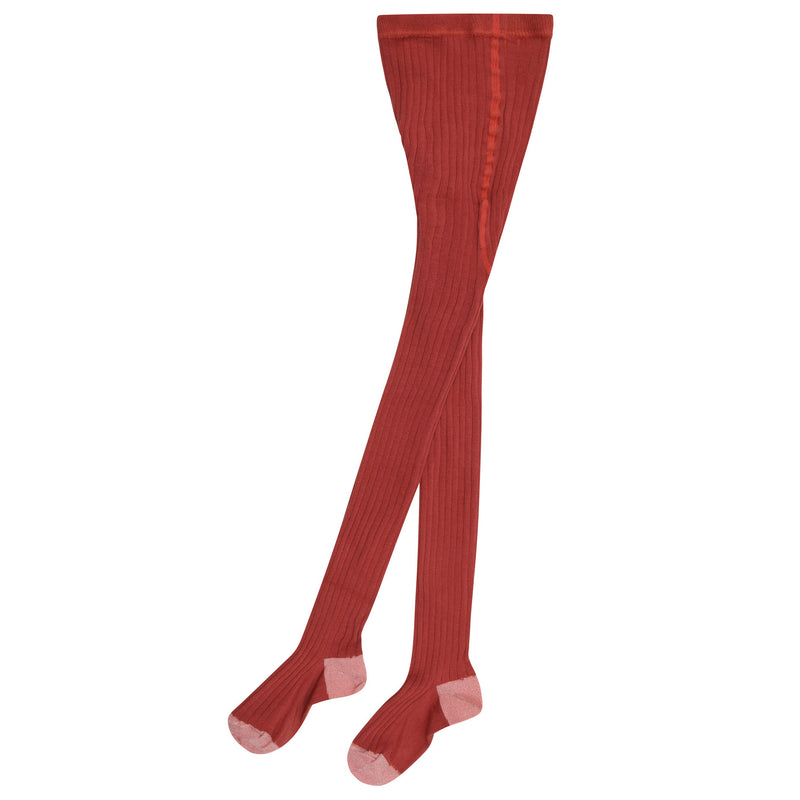 velveteen eleanora ribbed tights