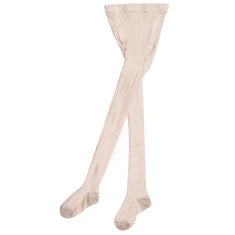 velveteen ellie ribbed baby tights