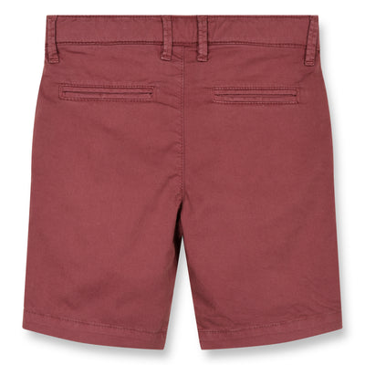 finger in the nose allen bermuda shorts