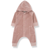 1 + in the family argos hooded jumpsuit