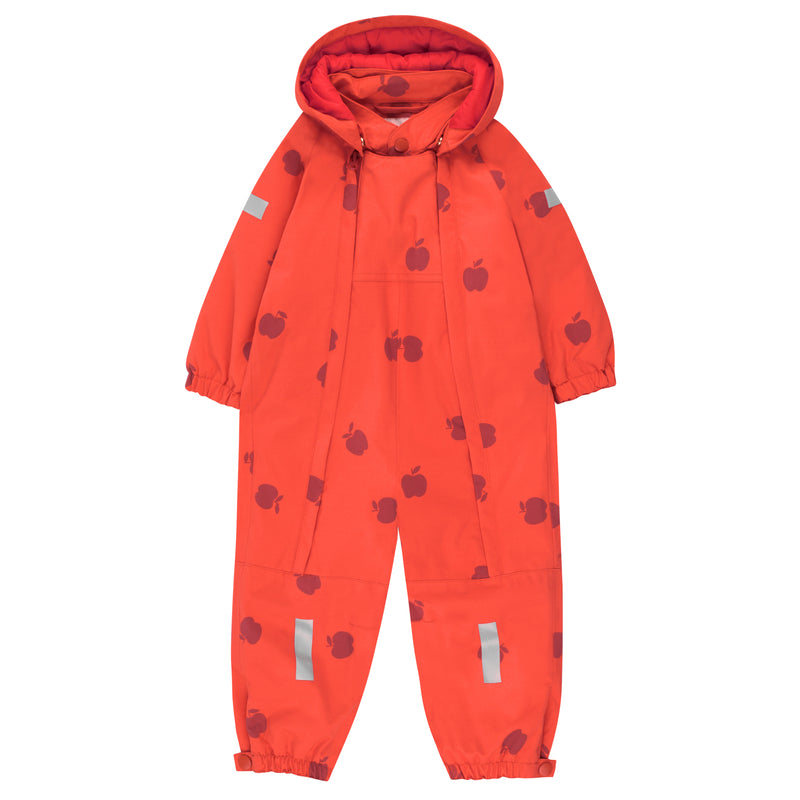 tiny cottons apples snow suit