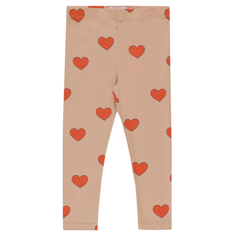 tiny cottons hearts leggings