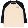 tiny cottons pretzel ride color block t-shirt