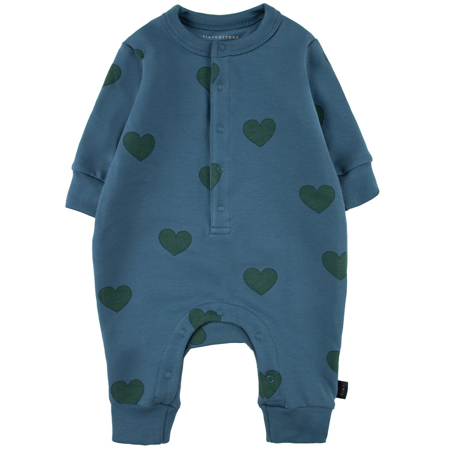 tiny cottons hearts jumpsuit