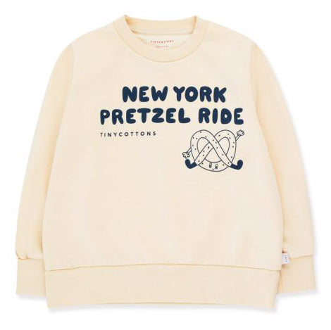 tiny cottons pretzel ride sweatshirt