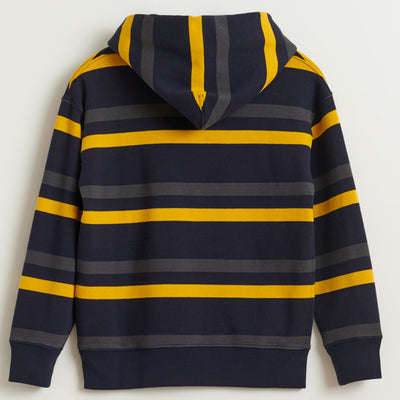 bellerose beazy hooded sweatshirt