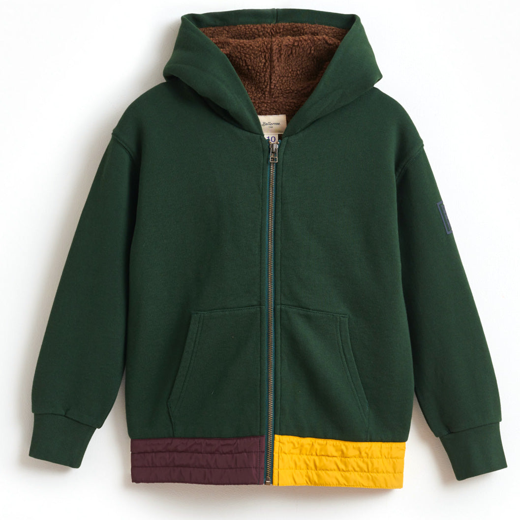 bellerose beado hooded sweatshirt