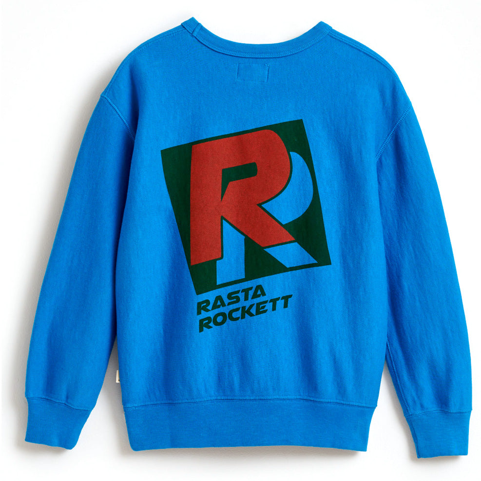 bellerose rasta rocket sweatshirt