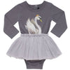 rock your baby swan lake circus baby dress