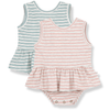 one more in the family, yoya, kids, baby, romper, skirted bodysuit, summer, dress