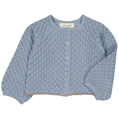 louis louise hermione baby cardigan