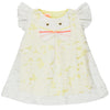 yoya, kids, girls, wauw capow, bangbang copenhagen, casual, summer, ruffle shoulder, lace, kitty, dress