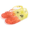 bonton jelly sandals