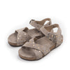bonton crossed stars sandals