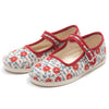 yoya kids childrens bonton mary janes summer casual floral print shoes