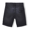 finger in the nose edmond denim shorts