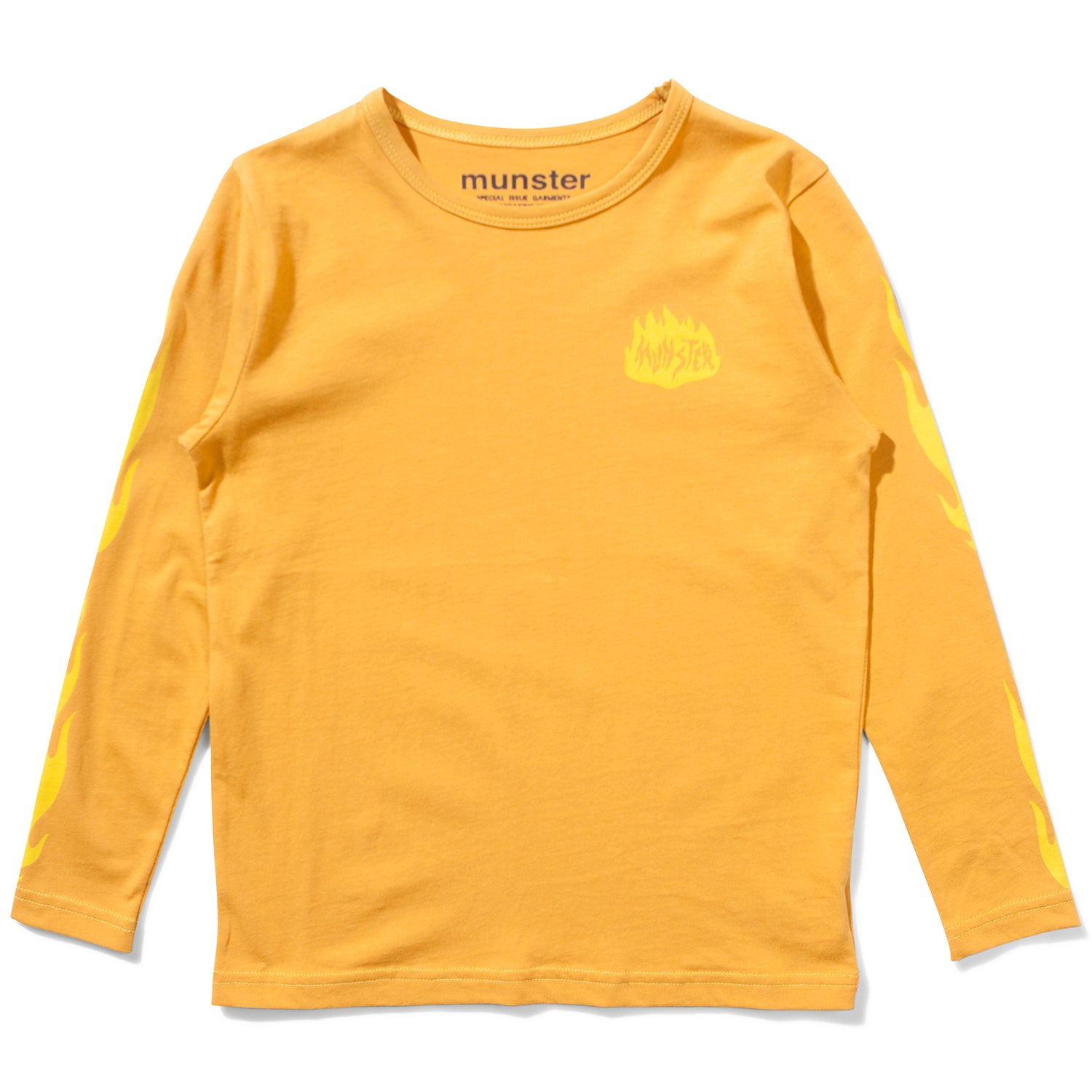 yoya, kids, boys, munsterkids, summer, casual, lightweight, long sleeved, graphic t-shirt