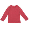 bonton long-sleeve layering t-shirt