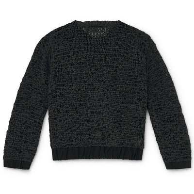 little creative factory tricot knit sweater