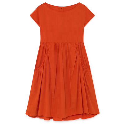 yoya, kids, girls, little creative factory, summer, casual, high low, pocketed midi dress