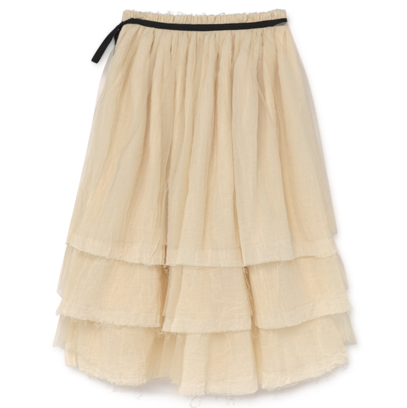 yoya, kids, girls, little creative factory, summer, casual, tiered, maxi, peasant skirt
