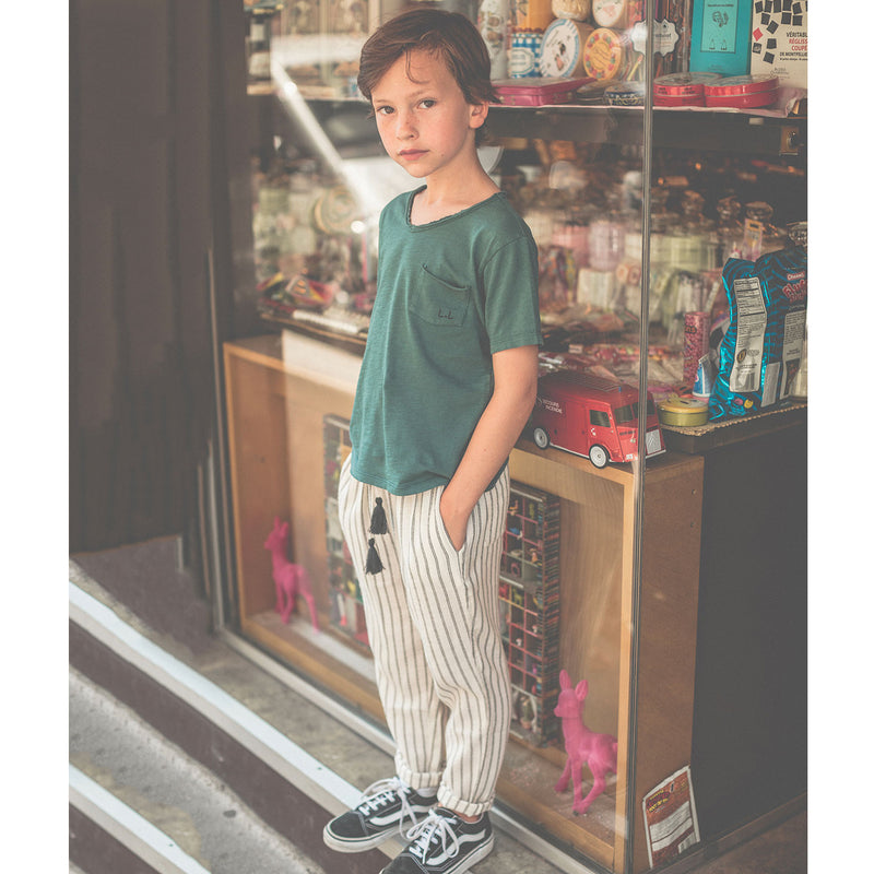yoya, kids, boys, louis louise, casual, summer, drawstring, straight leg pants